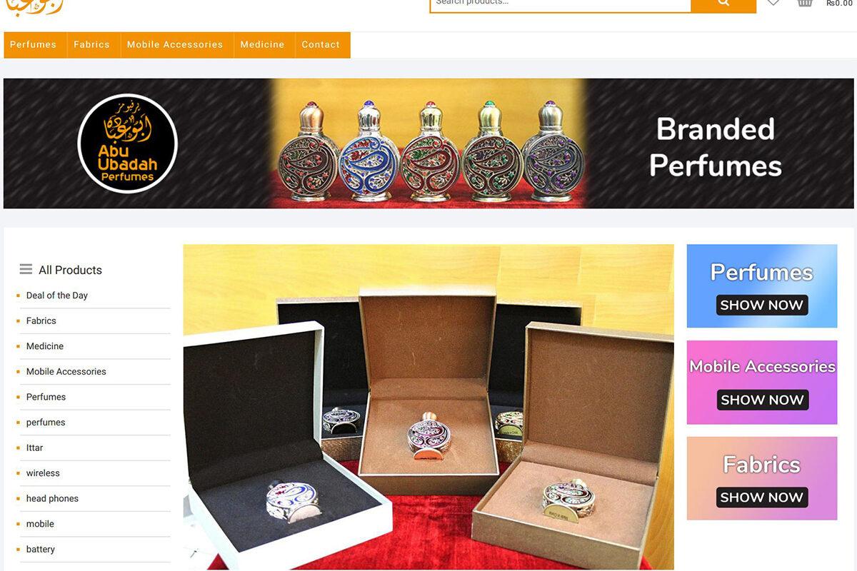 Portfolio Abu Ubadah .com